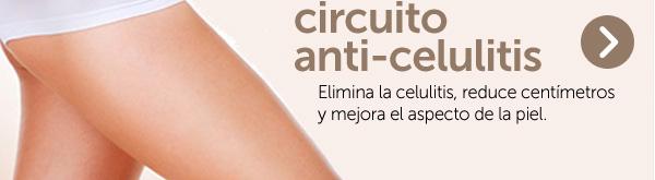 CIRCUITO ANTI-CELULITIS » Elimina la celulitis, reduce centímetros y mejora el aspecto de la piel.