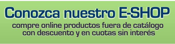 #HOTSALE EXTENDIDO -- 16 al 21 de mayo 2016 -- Compre ONLINE productos de segunda selección con descuento y en cuotas sin interés