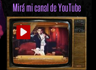 Mirá mi Canal de YouTube »
